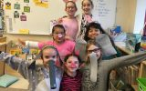 Literacy Week- We saw many of our favourite characters!